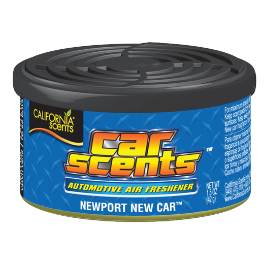Vôňa California Scents Newport New Car - Nové auto
