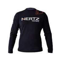 Tričko Hertz Black Long Sleeve T-Shirt S
