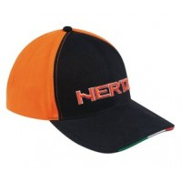 Šiltovka Hertz Winter Orange/Black Cap