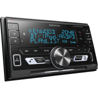 2DIN autorádio bez mechaniky Kenwood DPX-M3100BT