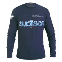 Tričko Audison Long Sleeve T-Shirt S.1