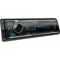 Autorádio bez mechaniky Kenwood KMM-BT356