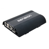 Dension Gateway FIVE BT HF sada / USB / IPOD adaptér Opel