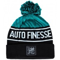 Auto Finesse Bobble Knitted Beanie Teal