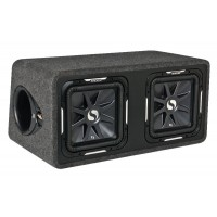 Subwoofer v boxe Kicker DS12L72