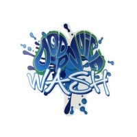 Dodo Juice 'Wash' Vinyl Bucket Sticker