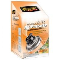 Meguiars Air Re-Fresher Odor Eliminator Citrus Grove Scents (71 g)