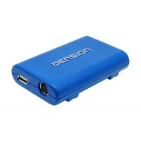 Dension Gateway Lite3 BT HF sada + iPhone / iPod / USB vstup pre Fiat / Alfa / Lancia / Rover