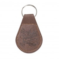 Auto Finesse KeyRing Brown