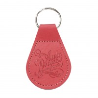 Auto Finesse KeyRing Red