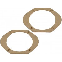 MDF redukce pod reproduktory pro Ford Focus MK1, Mondeo