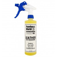 Poorboy 's Air Freshener - Leather (473 ml)