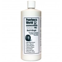 Lesk na pneumatiky Poorboy 's Bold and Bright Tyre Dressing 946 ml