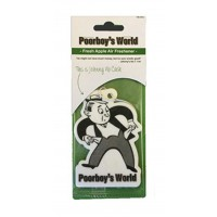 Poorboy 's Hanging Air Freshener - Fresh Apple