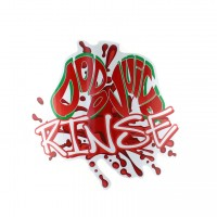 Dodo Juice 'Rinse' Vinyl Bucket Sticker