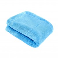 Mikrovláknová utierka Purestar Plush Edgeless Premium Buffing Towel Blue