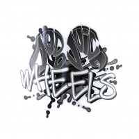 Dodo Juice 'Wheels' Vinyl Bucket Sticker